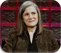 Democracy Now's! Amy Goodman.
